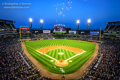 Home Run Fireworks (kjkettnerphoto) Tags: action america baseball chicago chicagowhitesox city citylife cityscape colorimage competitivesport downtowndistrict entertainment evening famousplace fireworks grass guaranteedratefield highangleview horizontalcomposition il illinois landmark newcomiskeypark northamerica outdoor outdoors photography scoreboard skyline sport sports tourism uscellularfield usa unitedstates unitedstatesofamerica wideangle