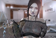 I'll Cuff You. (Mєℓι Pαуиє (lxpurifyxl)) Tags: second secondlife secondlifer sassy sexy cuffs selfie cuffed dominant submissive life