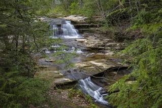 Falls at Hocking Hills