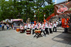 Sumiyoshi Matsuri, Osaka (jtabn99) Tags: sumiyoshtaisha shrine drum taiko osaka japan nippon nihon bridge festival matsuri 20170801 大阪 日本 住吉大社 夏祭 反橋 橋 太鼓 たいこ