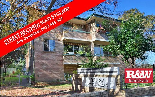 12/35 Myra Rd, Dulwich Hill NSW 2203
