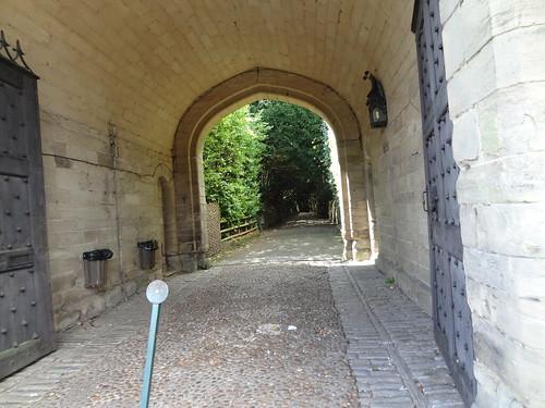 Castle Entrance way Warwick