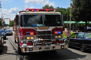 Saddle Brook Fire Department Engine 4
