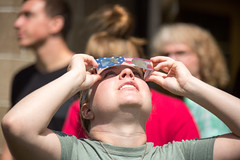 2017 Eclipse at UW-Green Bay