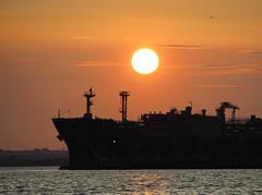 p 16 (BENPAB) Tags: paull south holderness east yorkshire hedon hull sky dusk sunset estuary humber light