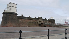 Fort Perch Rock (jpcrocks450) Tags: napoleonic fort defensive perchrock newbrighton merseyside