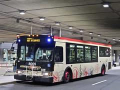 Toronto Transit Commission 8005 (YT | transport photography) Tags: ttc toronto orion vii 7 bus transit commission