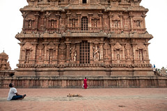 Tanjore Big Temple (Premnath Thirumalaisamy) Tags: tanjore bigtemple brihadeeswarartemple thanjavur chola cholajourney visitingcholas rajarajacholan ponniyinselvan kalki premnaththirumalaisamy premnath travel travelogue