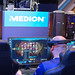 Stand von Medion bei der Gamescom 2017