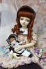 金魚姫 (Muri Muri (Aridea)) Tags: dollzone feilian bjd msd ball jointed doll
