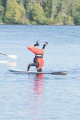 Naturally Superior Adventure (wa2wider) Tags: nsa naturallysuperioradventures lake superior wawa ontario greatcanadiantrail michipicoten river spb kayak canoe magpie music great trail
