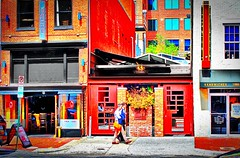 Lunchtime at the Matchbox #1 (aeleazer1(Busy,Off/On)!!!) Tags: architecture explore art colors blog facebook aeleazer1 abstract painted camera washington andreeleazer flickriver picture sun twitter interesting painting colored red iphone 6 plus iphonagraphy dc api upload relaxation sunshine iphoneart bokeh color orange infinitescroll mobile random tagging interestingness pink ipad air squared metroarea dcist colorpicture square aeleazer yellow light blur canal city bright skyline outdoor text texture neon china town chinatown explorer