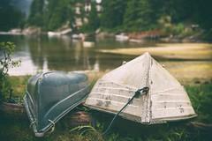 Memories (Tracey Rennie) Tags: boat sechelt eleven flickrcation bay sunshinecoast thankyou community memories 52weekchallenge hss