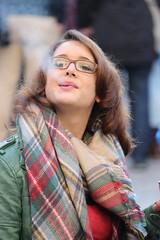 Perfect Clouds (if you insist) Tags: nicotine smoking smoker candid cigarette exhale eurosmoke enjoy female addict gwg