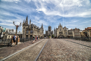 Streets of Ghent