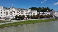 Salzburg - Austria (Been Around) Tags: salzburg austria autriche aut a austrian europe eu europa expressyourselfaward europeanunion worldtrekker concordians travellers thisphotorocks travel twop österreich onlyyourbestshots salzachfluss salzachriver