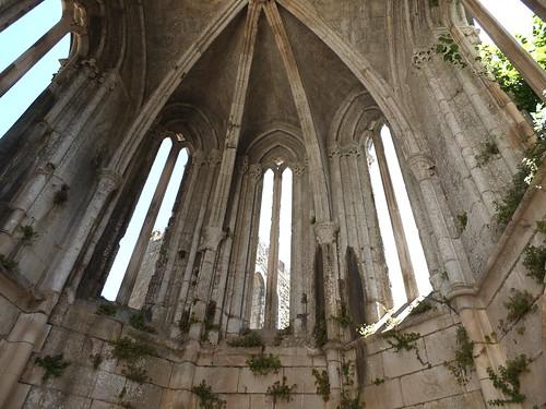 Iglesia de Santa Maria da Pena - Cabecera 2