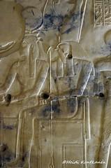 Isis and Horus (konde) Tags: isis chapel templeofsetii setii 19thdynasty abydos newkingdom ancientegypt art goddess horus