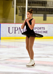 Beautiful Spinner (R.A. Killmer) Tags: beauty spin costume skate skater skill skates performer cute girl show entertainer talented form style sport