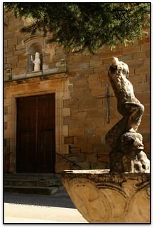 Església de Santa Cecília, El Tarròs (l'Urgell)