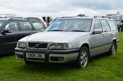 1999 Volvo V70 XC 2.5T (MattLikesCars) Tags: t809jol 1999 volvo v70 xc 25t biggar classic car show rally