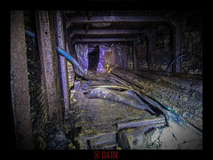 Abandoned South Wales Drift Mine (_D4RK_) Tags: