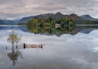 Crow Park, Derwentwater, Lake District