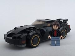 LEGO Knight Rider Michael