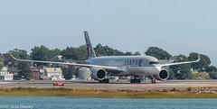 Qatar Airways, A7-ALA, 2014 Airbus A350-941 XWB, MSN 006, Sudanthel, سودانثيل (Gene Delaney) Tags: qatarairways a7ala 2014airbusa350941xwb msn006 sudanthel سودانثيل