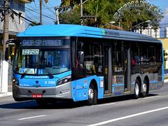 6 3189 Mobibrasil (busManíaCo) Tags: busmaníaco ônibus bus nikond3100 nikon d3100 caio millennium brt mobibrasil scania k310ub 6x2