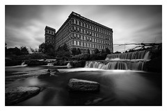 Mill Town ( Explored 17/8/2013 ) (theclashcityrocker) Tags: paisley longexpo anchormill leefilters fuji fujinon fujixt2 bigstopper longexposure thetownthatthreadbuilt acros