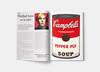 Reportaje revista (natdg) Tags: reportaje revista campbells diseño