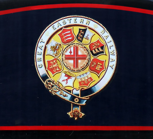 Great Eastern Railway badge