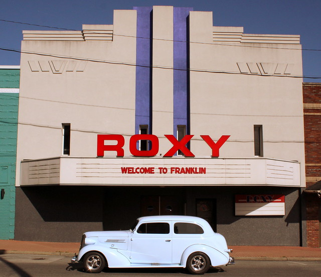 Roxy Theater - Franklin, KY