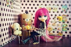 Welcome Asuria ~ (Dekki) Tags: asuria pullip alte asian fashion doll groove jun planning rewigged rechipped stock