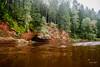 IMG_3101-3 (denjah) Tags: latvia gauja rafting autumn river