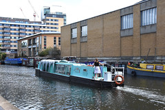 Cole (John A King) Tags: cole sturts lock regents canal