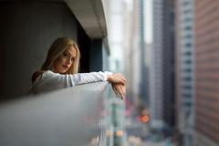 Tiffany (garyhebding) Tags: model modeling pose chicago chicagomodel chicagophotographer urban bokeh