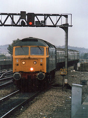 Reading Arrival. (curly42) Tags: class47 duff brushtype4 railway locohauled