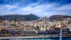 Syros Island, Greece (Ioannisdg) Tags: ioannisdg greece flickr ioannisdgiannakopoulos syros island greek summer travel vacation color ithinkthisisart