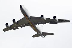 USAF United States Air Force Boeing KC-135T Stratotanker 58-0124 (James L Taylor) Tags: usaf united states air force boeing kc135t stratotanker 580124 22 arw 931 raf mildenhall 19917