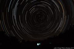 Startrail a Bon Repós (José Manuel, thanks for +450,000 views) Tags: startrail astronomy canon50d canon1018