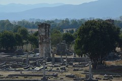 Archaeological Site of Philippi (Nick Tsenteme) Tags: unesco archeological greece ancientgreece philippi alexanderthegreat theatre sophocles euripides aristophanes palace