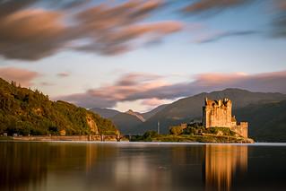 Eilean Donan Castle (Golden Hour)