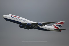 "Boeing, 747-436, G-BNLP, ""British Airways"", EGLL, London, United Kingdom (Daryl Chapman Photography) Tags: ba baw boeing 747 744 747436 uk london unitedkingdom aviation commercialaviation flight departure canon 5d mkiii 70200l 828 24058 27r ba289"