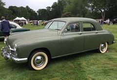 1948 Kaiser Special (Hugo-90) Tags: eyesondesign show event antique classic car auto automobile 1948 kaiser special sedan frazer