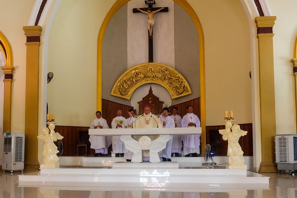 Thánh lễ tạ ơn khánh thành nhà thờ Hòa Cường – Giáo phận Đà Nẵng - Ảnh minh hoạ 13