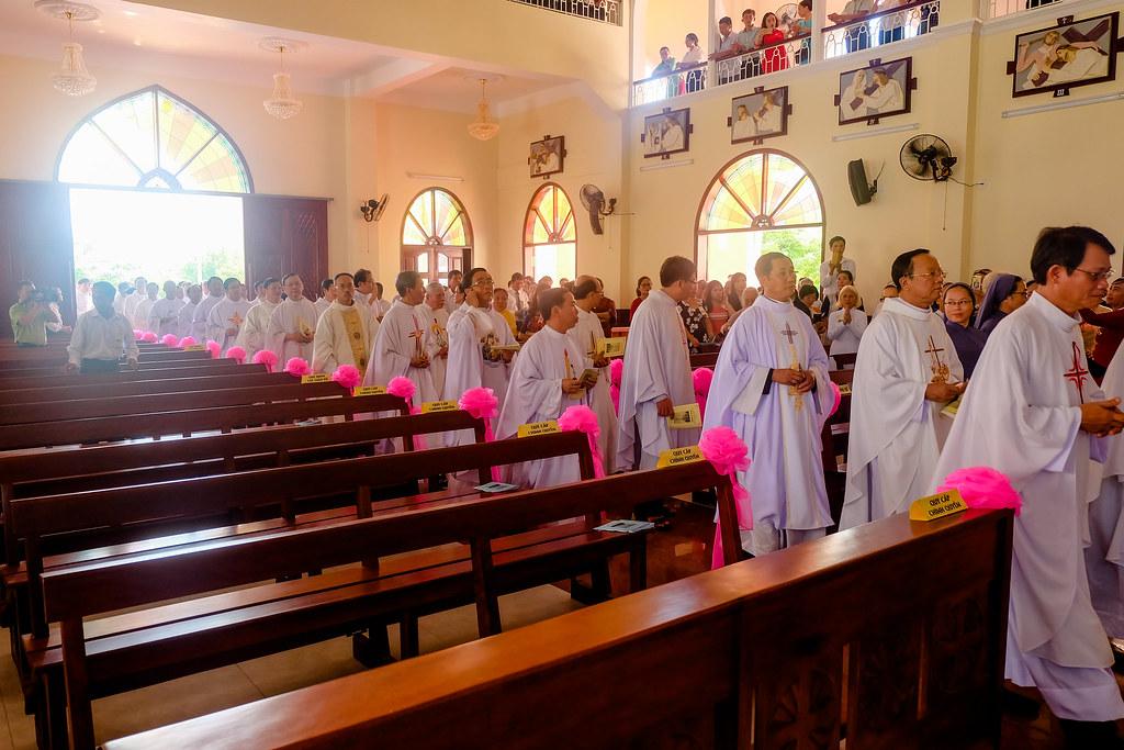 Thánh lễ tạ ơn khánh thành nhà thờ Hòa Cường – Giáo phận Đà Nẵng - Ảnh minh hoạ 11