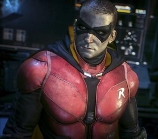 Batman: Arkham Knight / 'New' Robin
