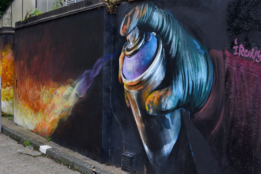 The World's Best Photos of flames and graffiti - Flickr Hive Mind